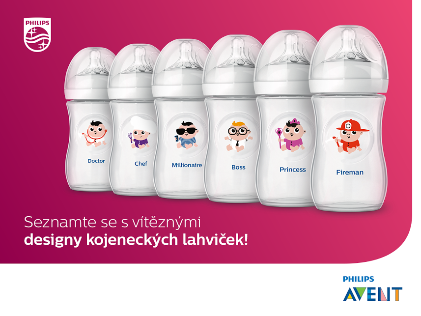 philips avent lahvicky